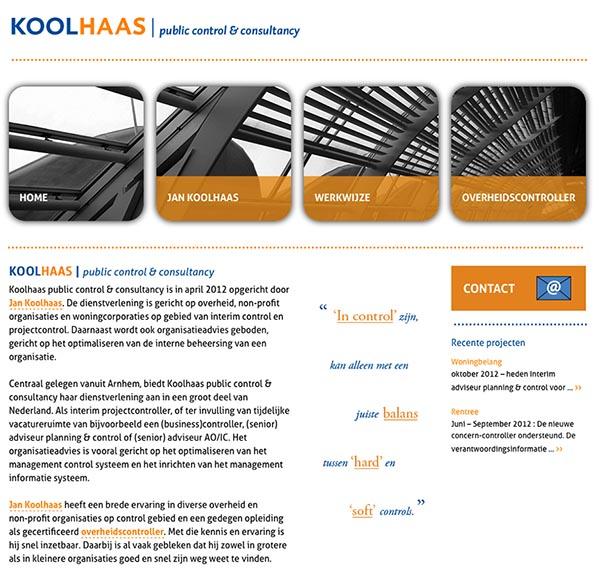 Koolhaas public control & consultancy
